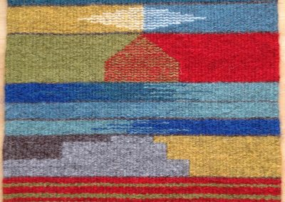 Shona Walker - Iona Wool Sampler