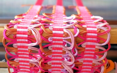 Passementerie Weaving with Elizabeth Ashdown